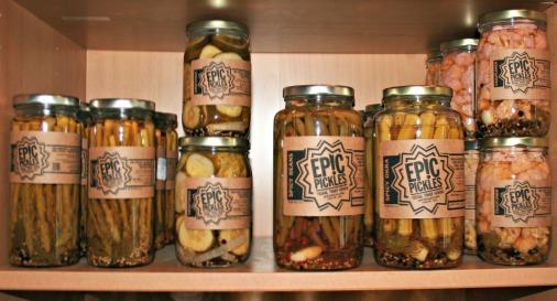 Epic Pickles Lemon Street Market