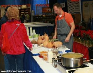 Sean Deitz Produce Soup