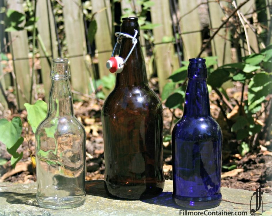 EZ Cap Flip Cap Bottles